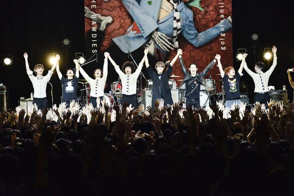 10月29日@Zepp DiverCity TOKYO (okmusic UP\'s)