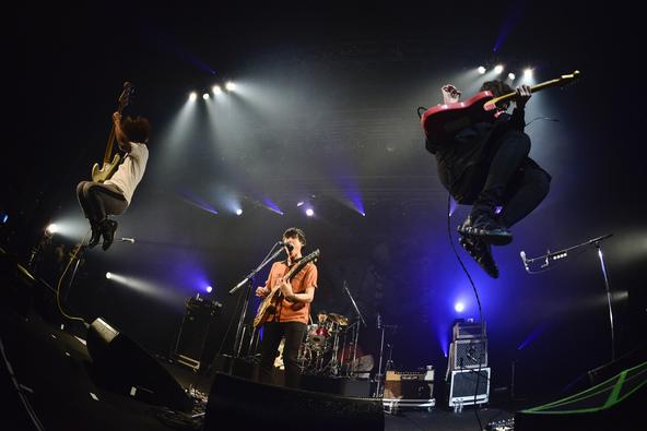 10月29日@Zepp DiverCity TOKYO (okmusic UP's)