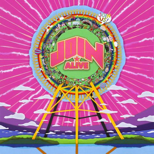 第2弾にKEN YOKOYAMA、秦 基博ら計5組発表した『JOIN ALIVE』 (c)Listen Japan