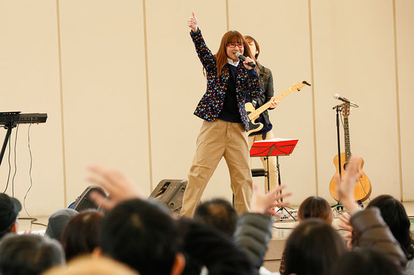 10月30日@ふなばしアンデルセン公園 (okmusic UP's)