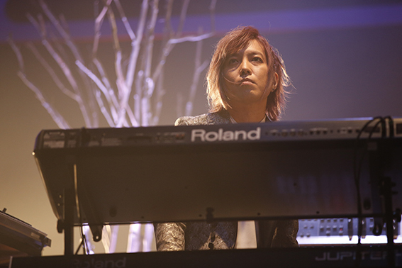10月30日@Zepp Tokyo (okmusic UP's)