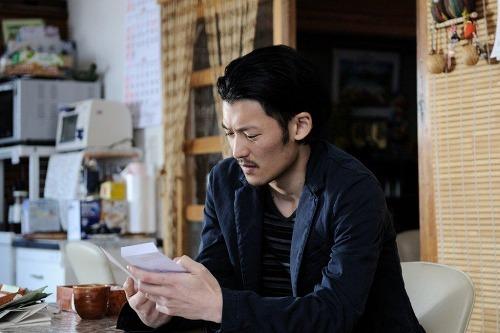 『コミックゼノン』の短編ドラマCM「今ならわかる」より 主演の淵上泰史 (c)Listen Japan