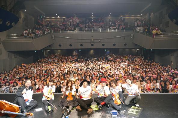 10月29日(土)@大阪・なんばHatch (okmusic UP's)