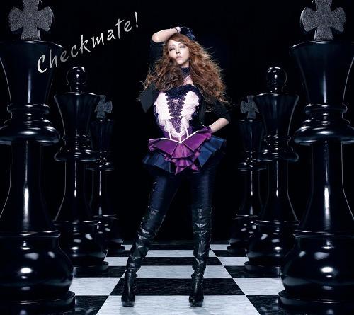 安室奈美恵がコラボベストアルバム『Checkmate!』をリリース (c)Listen Japan
