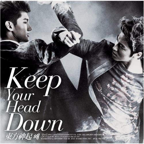 東方神起『ウェ(Keep Your Head Down)日本ライセンス盤』をリリース (c)Listen Japan