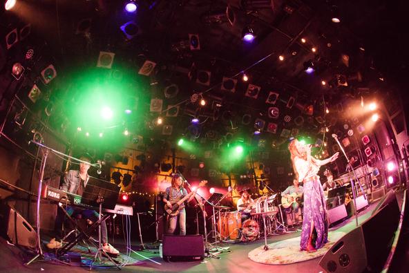 11月2日@渋谷クラブクアトロ (okmusic UP\'s)