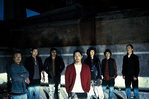『ROCKS TOKYO2011』の第5弾で出演がアナウンスされたDragon Ash (c)Listen Japan