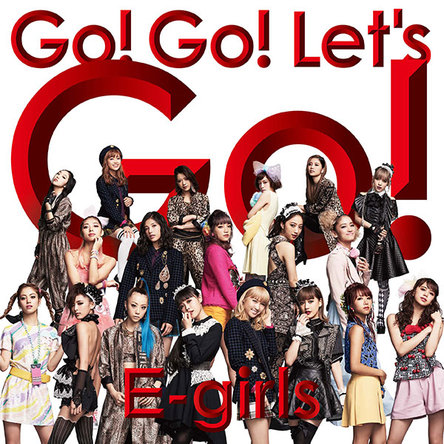 シングル「Go! Go! Let's Go!」 (okmusic UP\'s)
