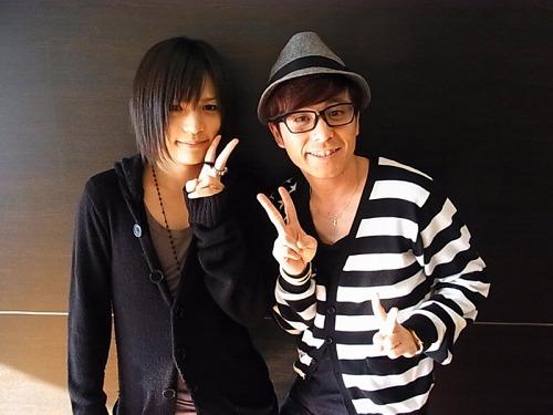 ピコとオリエンタルラジオの藤森慎吾が初コラボ (c)Listen Japan