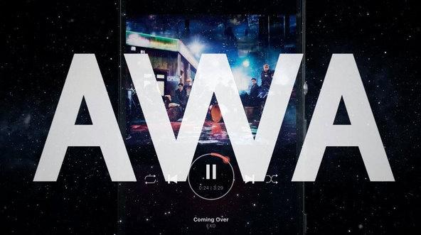 EXO×AWA (okmusic UP's)