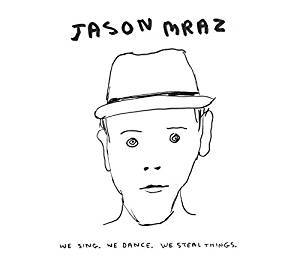 Jason Mraz『We Sing. We Dance. We Steal Things.』のジャケット写真 (okmusic UP\'s)