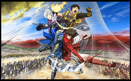 6月4日に公開の『劇場版 戦国BASARA-The Last Party-』 (C)2011 CAPCOM/TEAM BASARA (c)ListenJapan