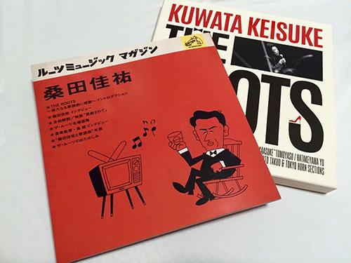 DVD/Blu-ray『THE ROOTS 〜偉大なる歌謡曲に感謝〜』&初回盤特典『ルーツミュージック マガジン』 (okmusic UP\'s)