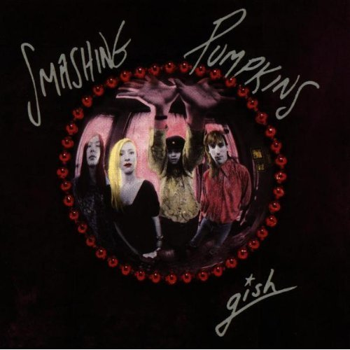 スマッシング・パンプキンズが1991年にリリースしたファーストアルバム「Gish」 (c)Listen Japan