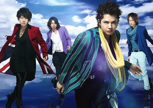 結成20周年第一弾シングル「GOOD LUCK MY WAY」をリリースするL'Arc-en-Ciel (c)Listen Japan
