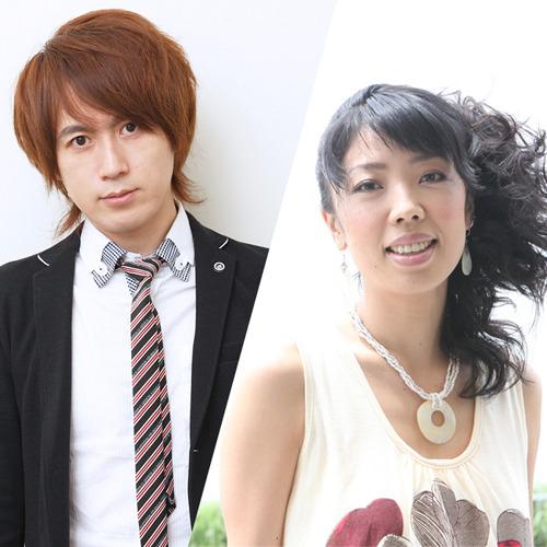 現在放送中のTVアニメ『シュタインズ・ゲート』OPテーマ「Hacking to the Gate」の歌唱(いとうかなこ)、作詞/作曲(志倉千代丸)を担当している二人がアニサマ2011に出演決定 (C)Animelo Summer Live 2011/AG-ONE (c)ListenJapan
