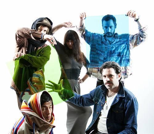 6月に開催予定のギャング・ギャング・ダンスの来日公演が中止に (c)Listen Japan