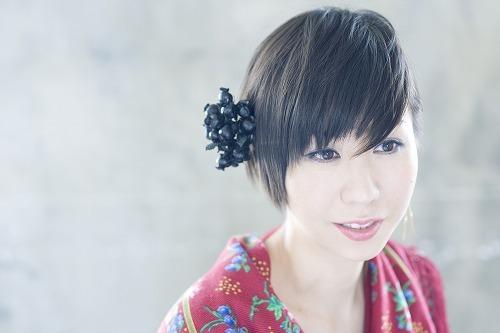 音楽セッションイベント『omaneki音楽会』を主催するコトリンゴ (c)Listen Japan
