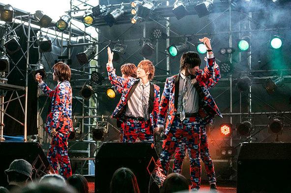 11月5日@駒沢オリンピック公園総合運動場陸上競技場 (okmusic UP\'s)
