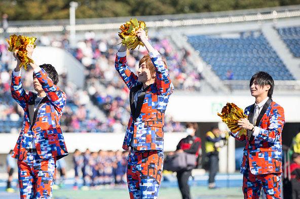 11月5日@駒沢オリンピック公園総合運動場陸上競技場 (okmusic UP's)