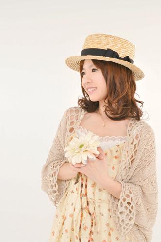 CDデビュー5周年を迎えたシンガーソングライター・藤田麻衣子 (c)ListenJapan