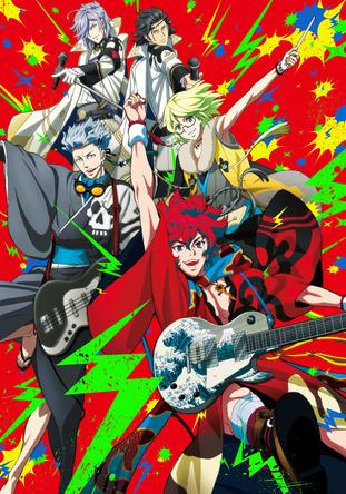 アニメ『幕末Rock』 (okmusic UP\'s)
