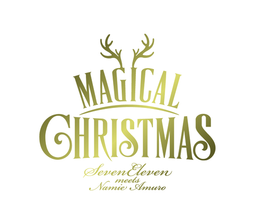 「Magical Christmas」ロゴ (okmusic UP's)