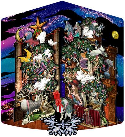 マジカルクリスマスカード (okmusic UP's)