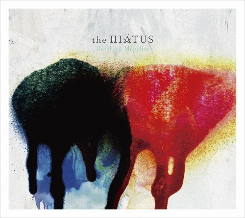 the HIATUSの2nd EP「Hatching Mayflies」ジャケット (c)Listen Japan