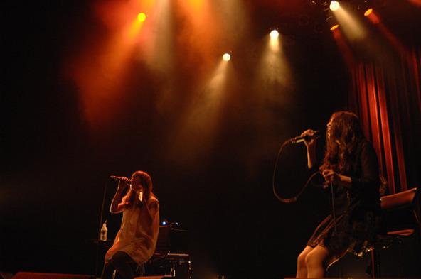 5月8日@ZEPP TOKYO (阿部真央×Aimer) (okmusic UP\'s)