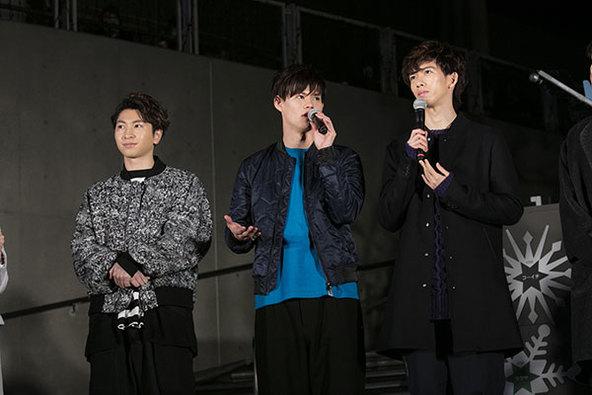 11月9日@東京・ダイバーシティ東京プラザ フェスティバル広場 (okmusic UP's)