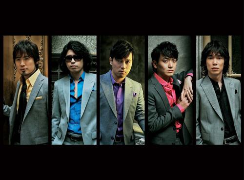 『TOKAI SUMMIT'11』の第2弾で出演が発表されたゴスペラーズ (c)Listen Japan