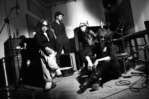 『JOIN ALIVE』第3弾だ出演が発表されたSHERBETS (c)Listen Japan