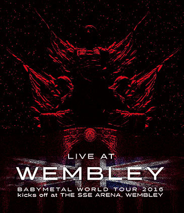 Blu-ray&DVD『LIVE AT WEMBLEY』 (okmusic UP\'s)