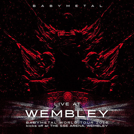 アルバム『LIVE AT WEMBLEY』 (okmusic UP's)
