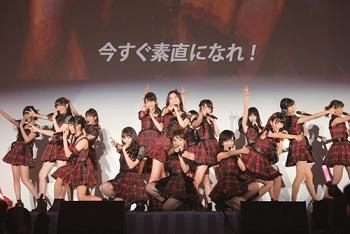 DVD&Blu-ray『AKB48劇場10周年記念祭&記念公演』より (okmusic UP\'s)