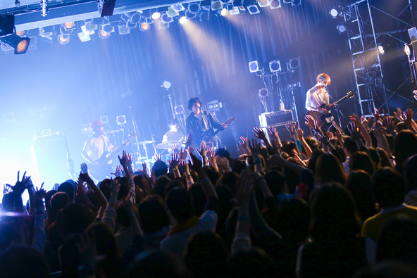 11月11日(金) @東京 LIQUIDROOM (okmusic UP's)