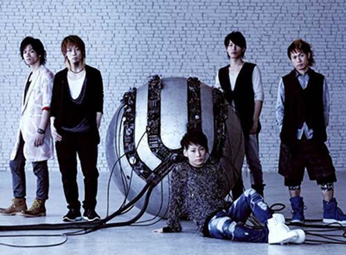 東京ドーム公演の模様を収録したライブDVDをリリースするUVERworld (c)Listen Japan