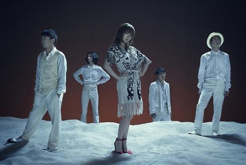新曲「新しい文明開化」が東京メトロ新CM曲に決定した東京事変 (c)Listen Japan