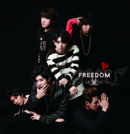 シングル「FREEDOM」 (okmusic UP\'s)