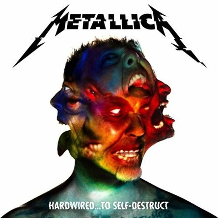 METALLICA「Moth Into Flame」のジャケット写真 (okmusic UP\'s)