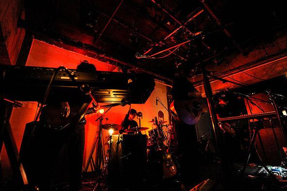 11月13日@東京・六本木SuperDeluxe (okmusic UP's)