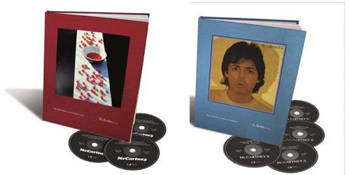 ポール・マッカートニーの再発第2弾はソロ2作のDX盤 (c)Listen Japan