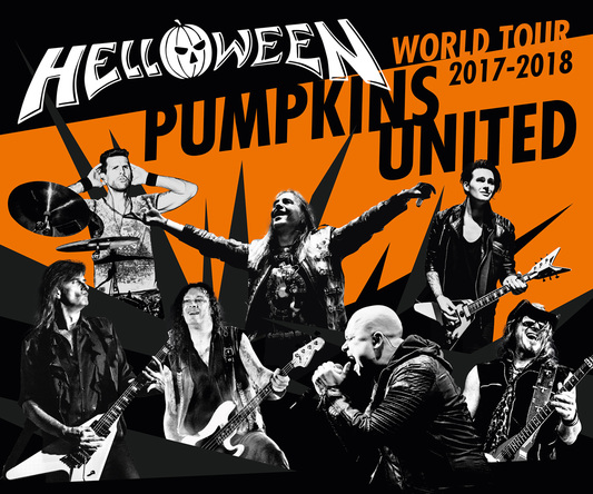 『PUMPKINS UNITED World Tour 2017 / 2018』 (okmusic UP\'s)