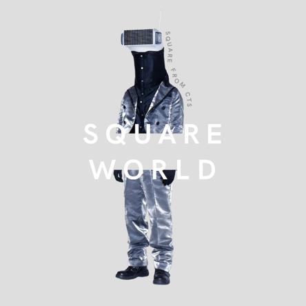 アルバム『『SQUARE WORLD』 mixed by SQUARE from CTS』 (okmusic UP's)