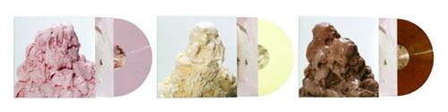 コレクターズアイテム化必至 バトルスが「ICE CREAM」をシングル・カット (c)Listen Japan