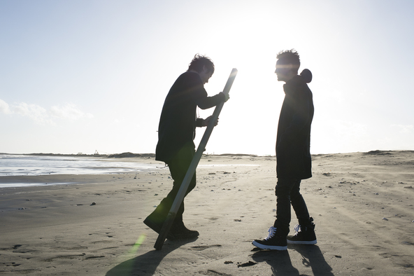 BOOM BOOM SATELLITES (okmusic UP's)