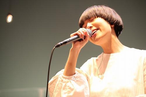 『MTV Unplugged』に出演が決定したSalyu (c)Listen Japan