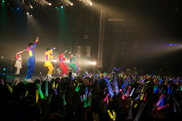 11月15日@東京・豊洲PIT (okmusic UP's)