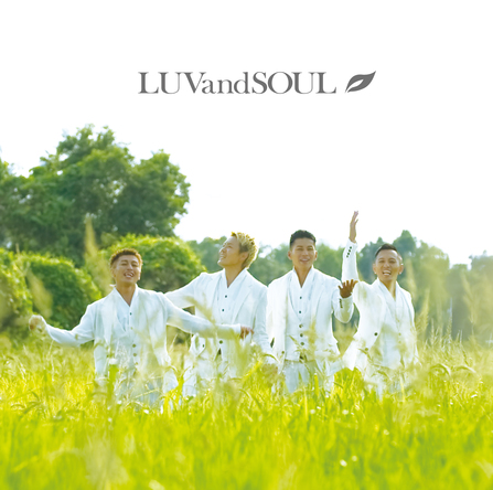 ミニアルバム『LUVandSOUL』 (okmusic UP's)
